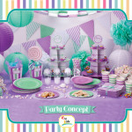 Party Concept (dostępny w 4 kolorach)