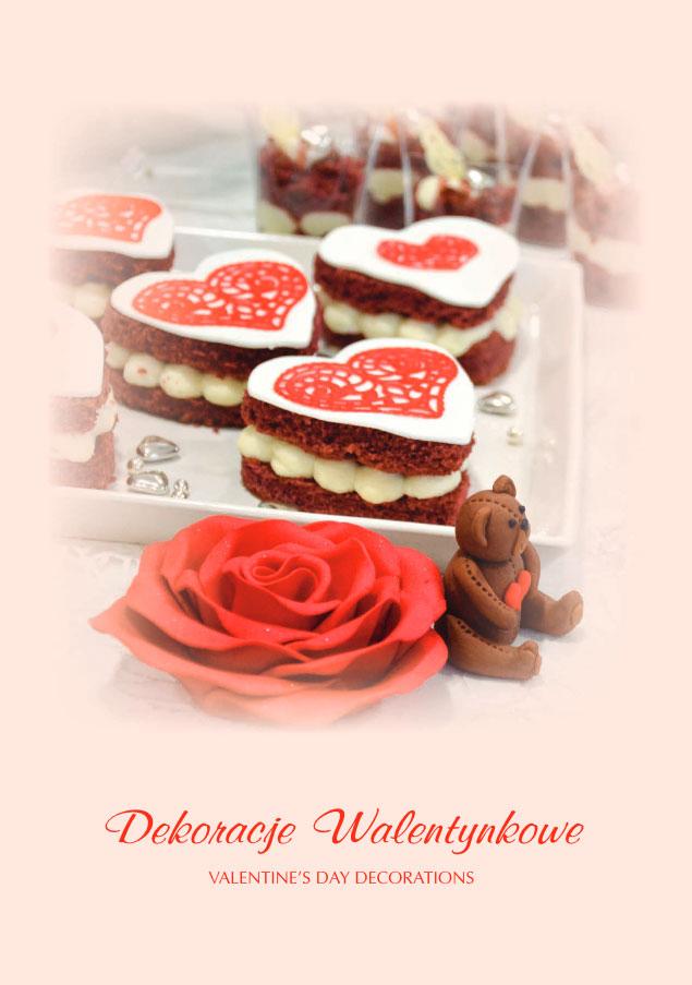 Dekoracje Walentynkowe